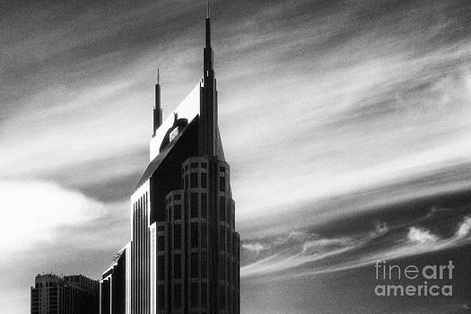 Batman Towers in Nashville by Jeff Holbrook