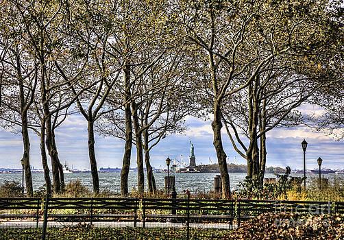 Chuck Kuhn - Battery Park I