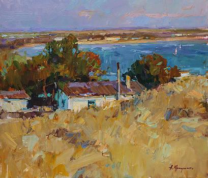 Bay by Alexander  Kriushin