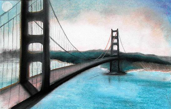 Bay Bridge by Christine Maeda