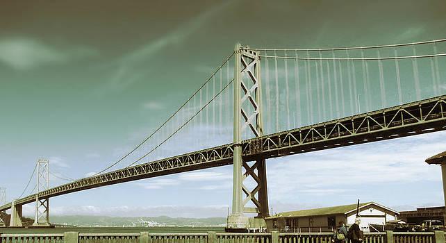 Bay Bridge by Lauren Steinhauer