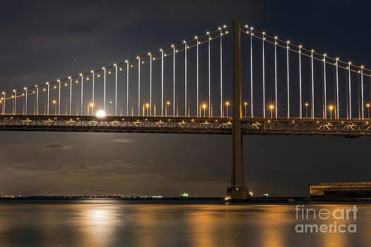 Kate Brown - Bay Bridge Moon Rising