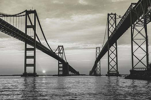 Bay Bridge Strong by Jennifer Casey