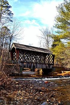 Bay Covered Bridge by Tara Potts