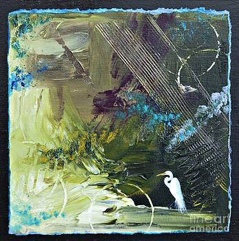 Bayou Bliss II by Tracy L Teeter