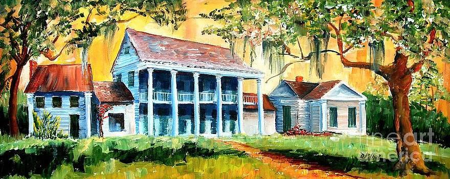 Bayou Country by Diane Millsap