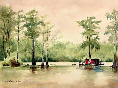 Bayou Retreat by Lisa Pope