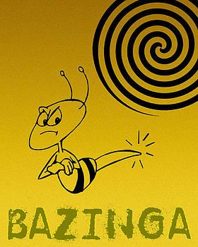 Daryl Macintyre - Bazinga Bee