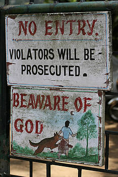 Be Aware of God by Sonny Marcyan