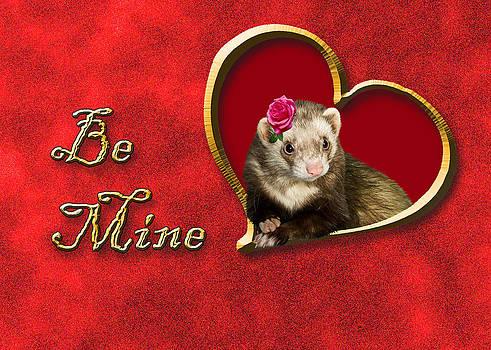 Jeanette K - Be Mine Ferret