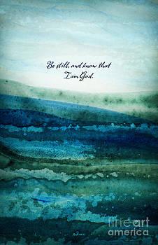 Be Still by Shevon Johnson