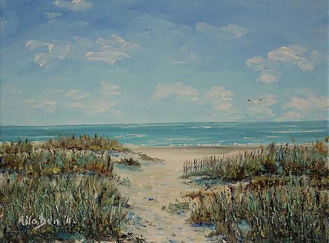 Beach Access by Stanton Allaben