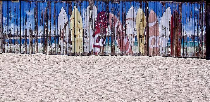 Beach Art by Nancie Rowan