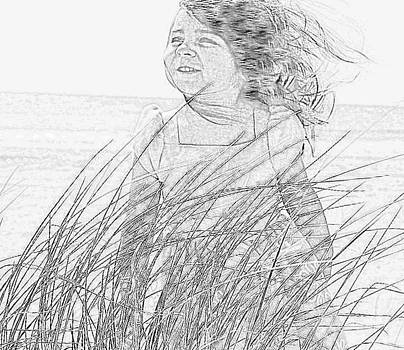 Beach Babe by Rebecca West