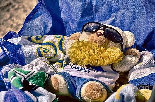 Ken Williams - Beach Bear