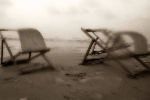 Isaac Silman - Beach Chairs