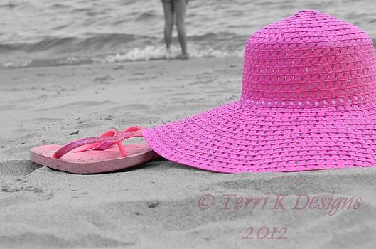 Beach Day by Terri K Designs