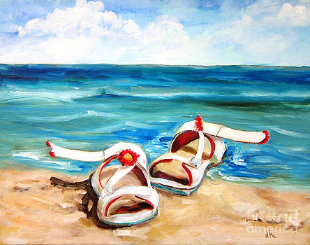 Diane Kraudelt - Beach Fun