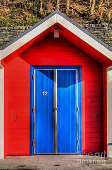 Steve Purnell - Beach Hut 12