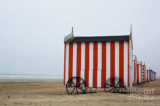 LHJB Photography - Beach huts