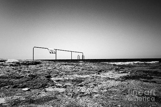 Beach Landscape by Jochen Schoenfeld