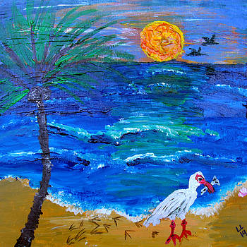 Beach Life by Laura Lawless