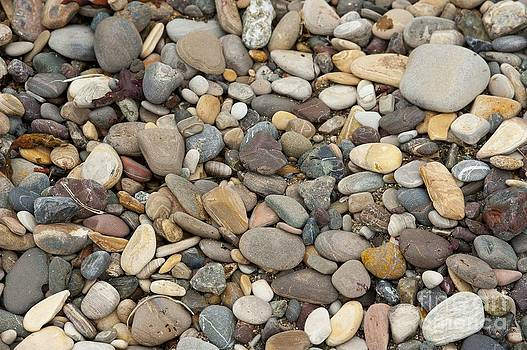 Artist and Photographer Laura Wrede - Beach Rocks