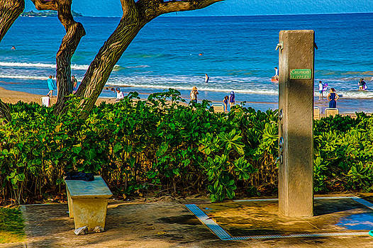 Omaste Witkowski - Beach Shower