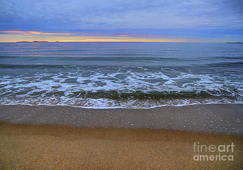 Brenda Giasson - Beach Sunrise