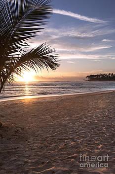Beach Sunrise in Punta Cana Dominican Republic by Brandon Alms