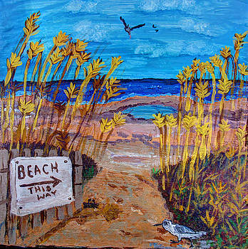 Beach This Way by Laura Lawless