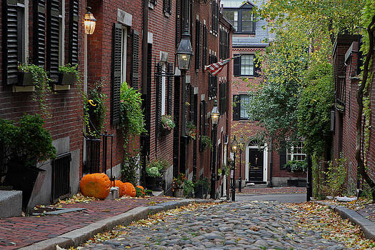 Juergen Roth - Beacon Hill Acorn Street