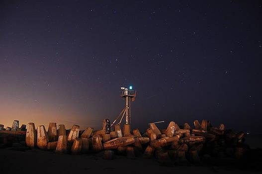 Beacons of the Night by Joe Varneke