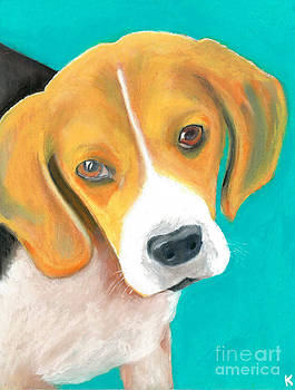 Beagle by Aaron Koster