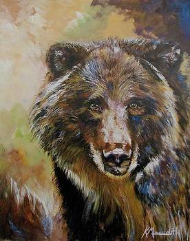 Bear by Kevin Meredith