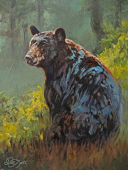 Bear Pause by Mia DeLode