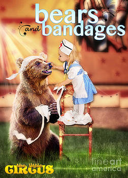 Bears and Bandages by Fairy Tales Imagery Inc