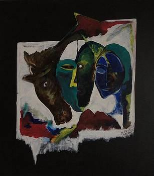 Beast of Burden by Pius Kendakur