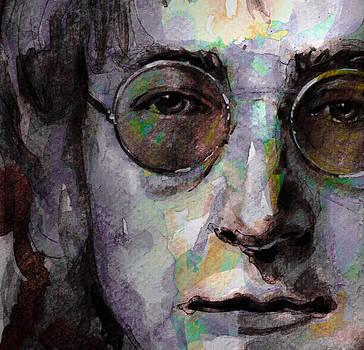 Beatles - John Lennon by Laur Iduc