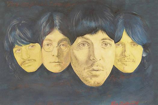 Beatles by Kean Butterfield