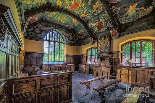 Adrian Evans - Beautiful 17th Century Chapel