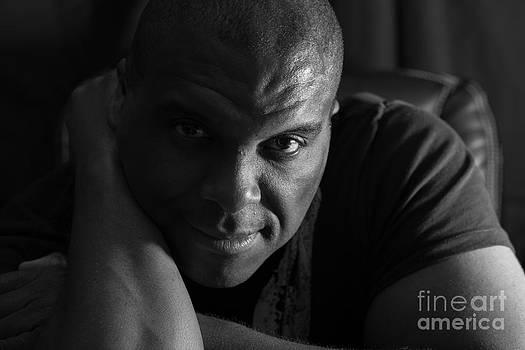 Beautiful Black Man by Jason Feldman