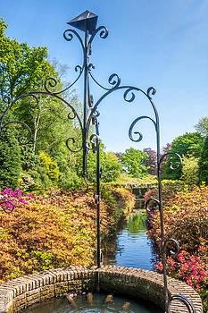 Beautiful gardens by Susan Leonard