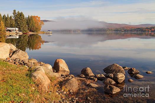 Charles Kozierok - Beautiful Morning on Island Pond