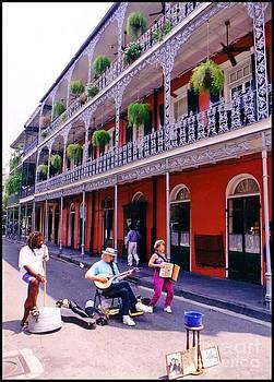 John Malone - Beautiful New Orleans City Print