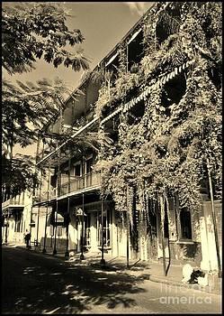 John Malone - Beautiful New Orleans Sepia Print