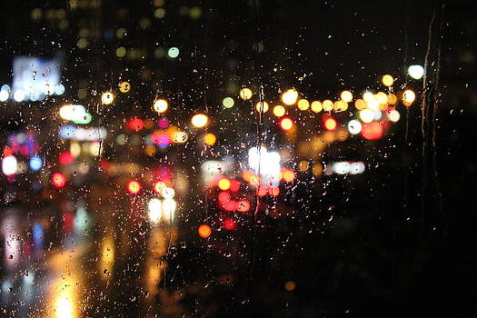 Beautiful Raindrops by Devraj Mallik