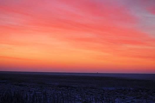 Beautiful Saskatchewan Sunrise by Don Mann