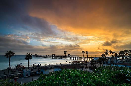 Larry Marshall - Beautiful Southern California Sunset