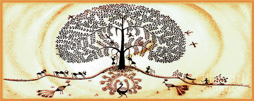 Beautiful Tree of Life by Anjali Vaidya